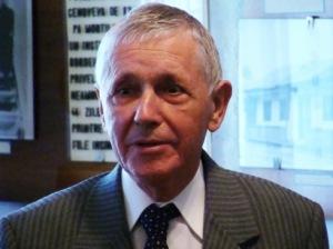 Gheorghe Gricurcu (Foto per gentile concessione dell'autore)
