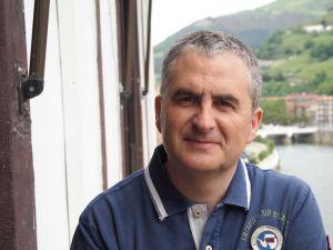 Karlos Linazasoro (Foto per gentile concessione dell'autore)
